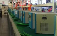 斯奈迪Snadi太阳能控制器厂家生产车间