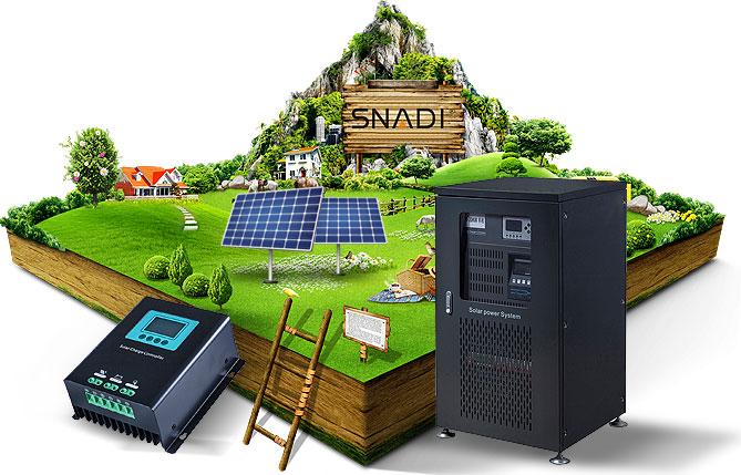 斯奈迪光伏逆变器工厂、太阳能控制器工厂的强项
