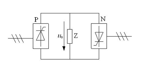 交流频率可变电路-逆变器