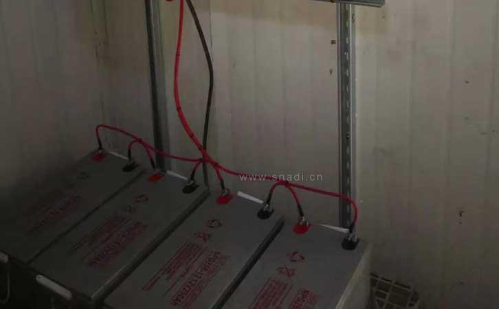 太阳能发电系统的储能采用普通的太阳能蓄电池